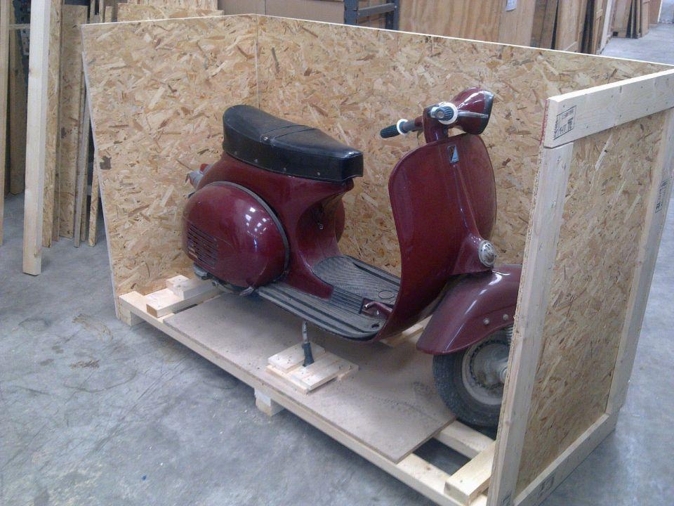 trasporto scooter