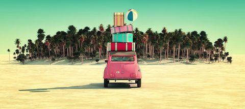 spedizioni bagagli